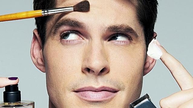 Maquillaje básico para hombre