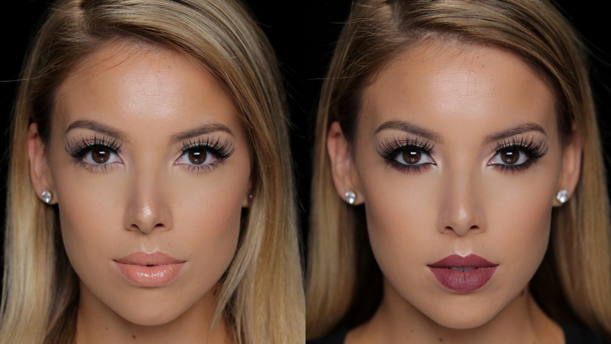 Maquillaje de Día y Maquillaje de Noche