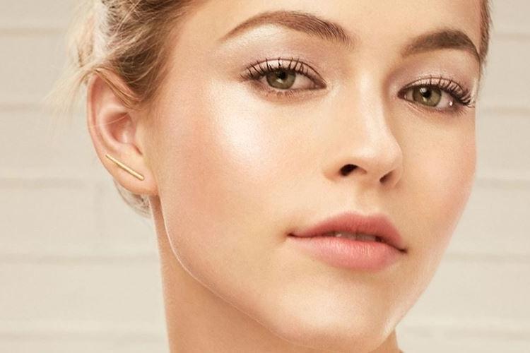 Aplicar luminosidad en los puntos clave del rostro
