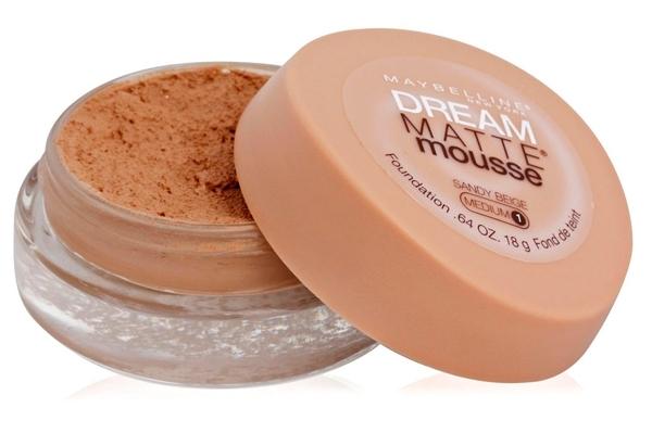 Tipos de Bases para el maquillaje - Bases en crema tipo mouse
