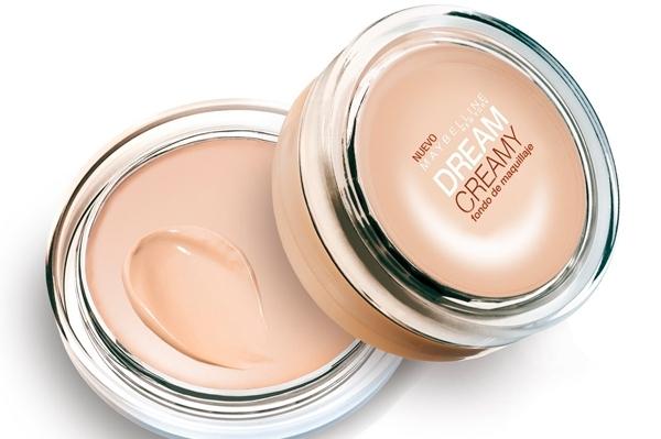 Tipos de Bases para el maquillaje - Bases en crema