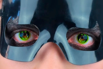 Caracterización lentillas - Personajes de comics y peliculas