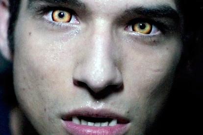 Caracterización lentillas - Vampiro - Ojos dorados