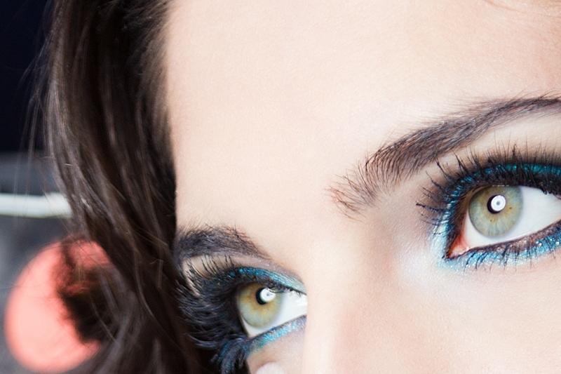 ¿Como eligo el maquillaje para los ojos?