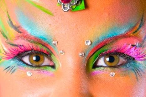 Como empezar con el maquillaje artístico - ojos
