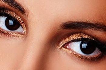 Como maquillar los ojos negros