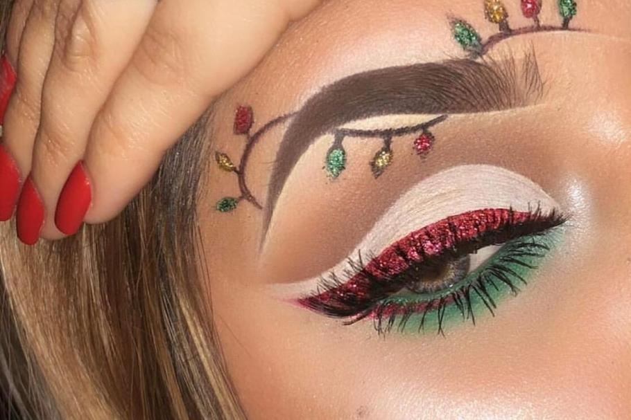 como-maquillarse-en-navidad