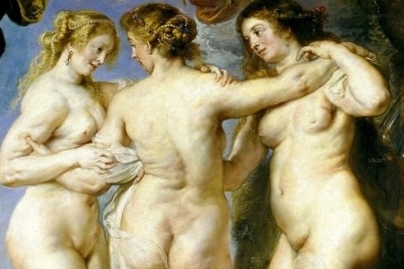 ¿Cual es el canon de belleza griega?