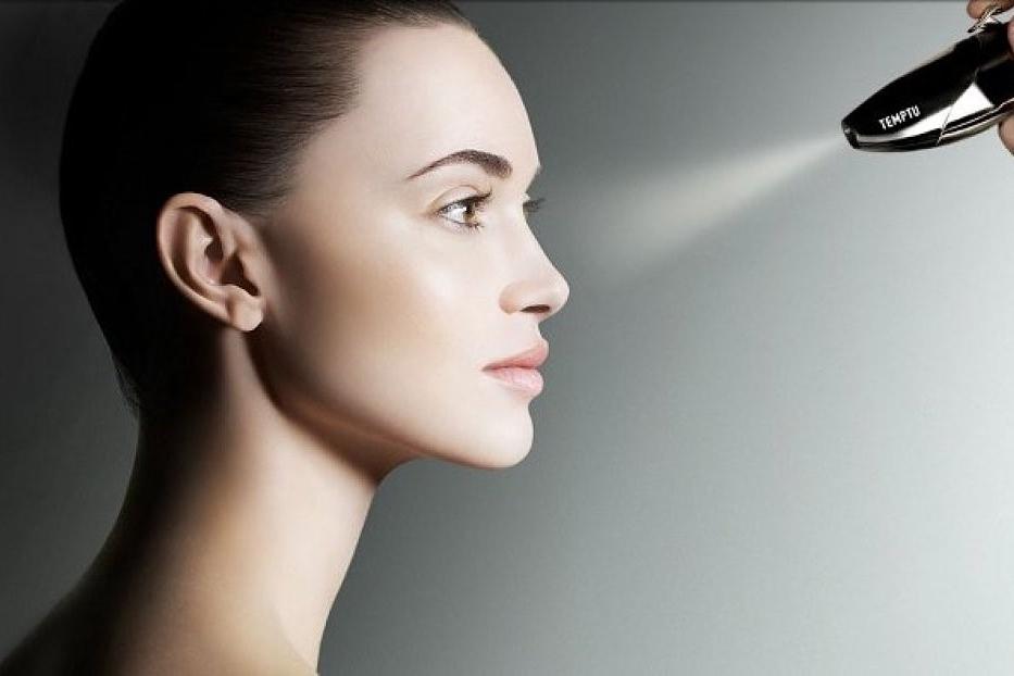 ¿Cuanto dura el maquillaje con aerógrafo?