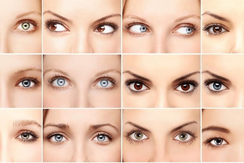 Delineados para cada tipo de ojos