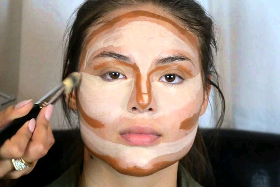 Desventajas del efecto payaso en el maquillaje