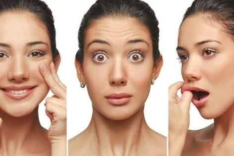 Ejercicios para logra un rostro más simétrico