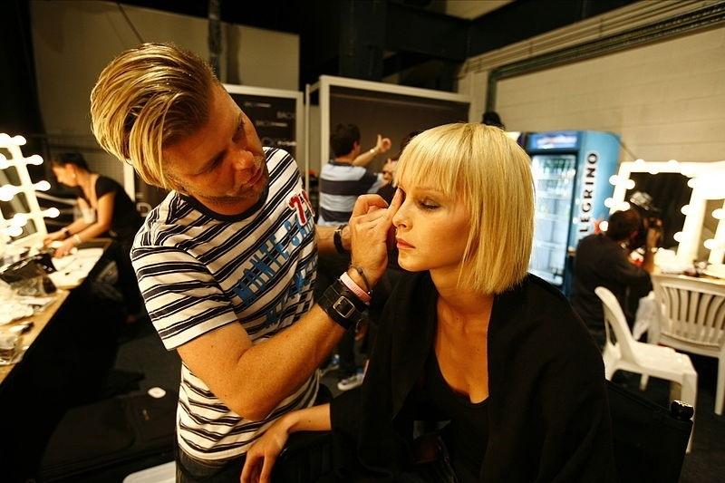 Maquilladores profesionales día a día