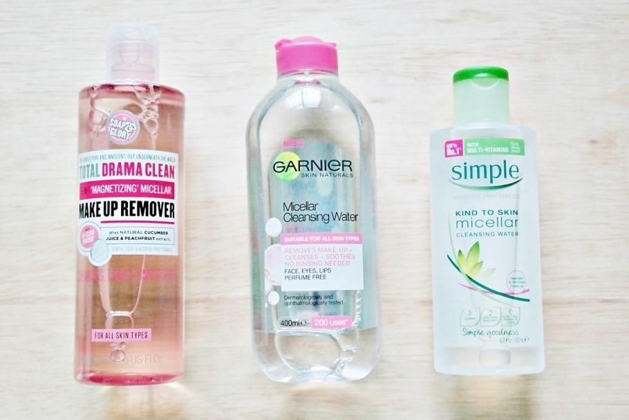 ¿Existen diferentes tipos de agua micelar?
