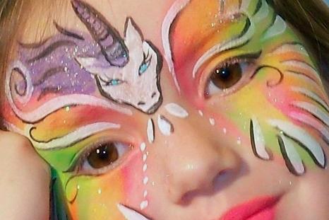 Como empezar con el maquillaje artístico - niños