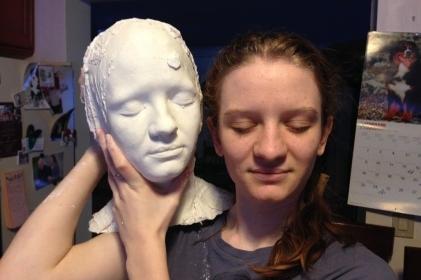La utilidad de fabricar un molde positivo en escayola del rostro