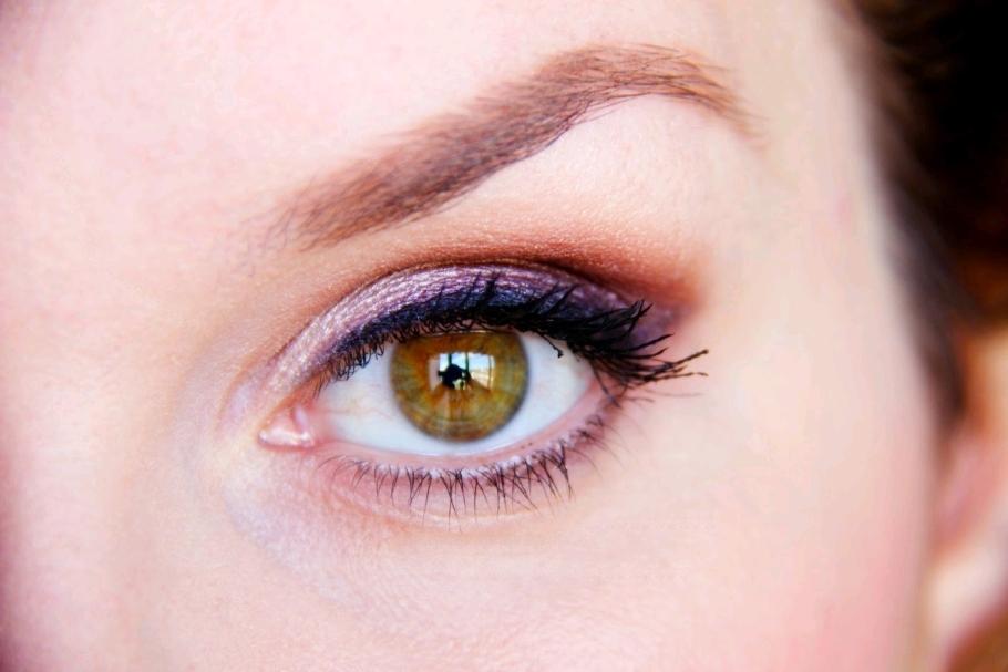 Las diferentes opciones de efectos y colores que nos ofrecen las sombras de ojos