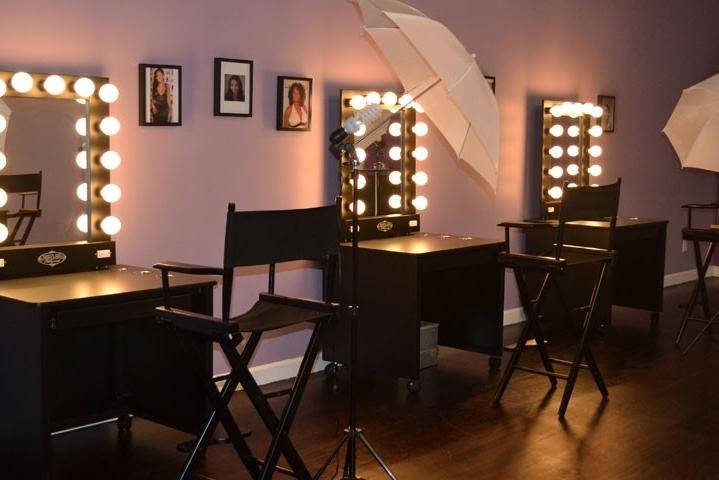 Maquilladores profesionales en canales de video, youtube, vimeo