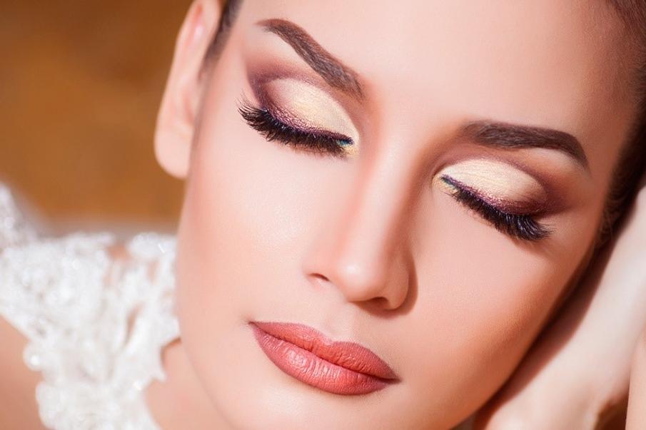 maquillaje con aerógrafo vs maquillaje tradicional