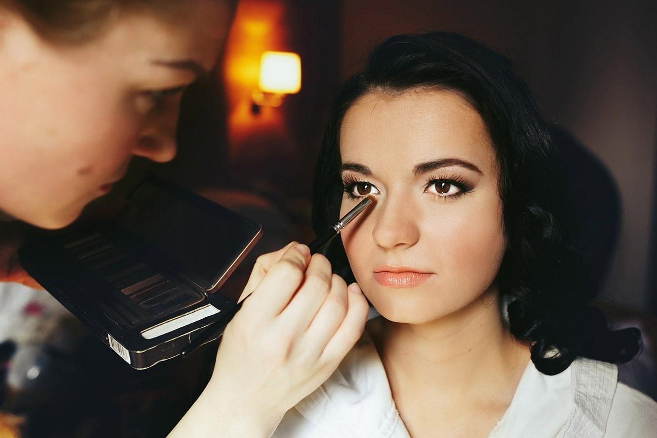Maquillaje para fotógrafos paso a paso
