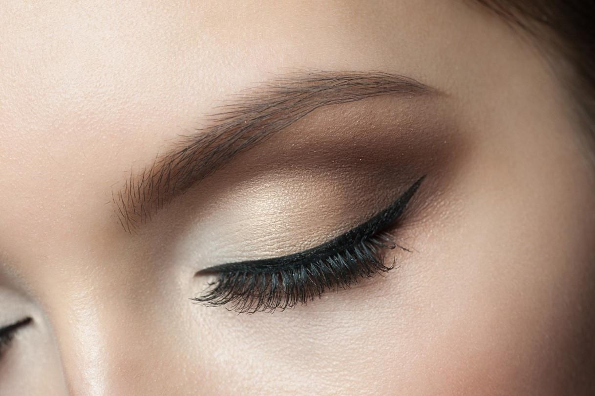 Maquillaje natural - Máscara de pestañas