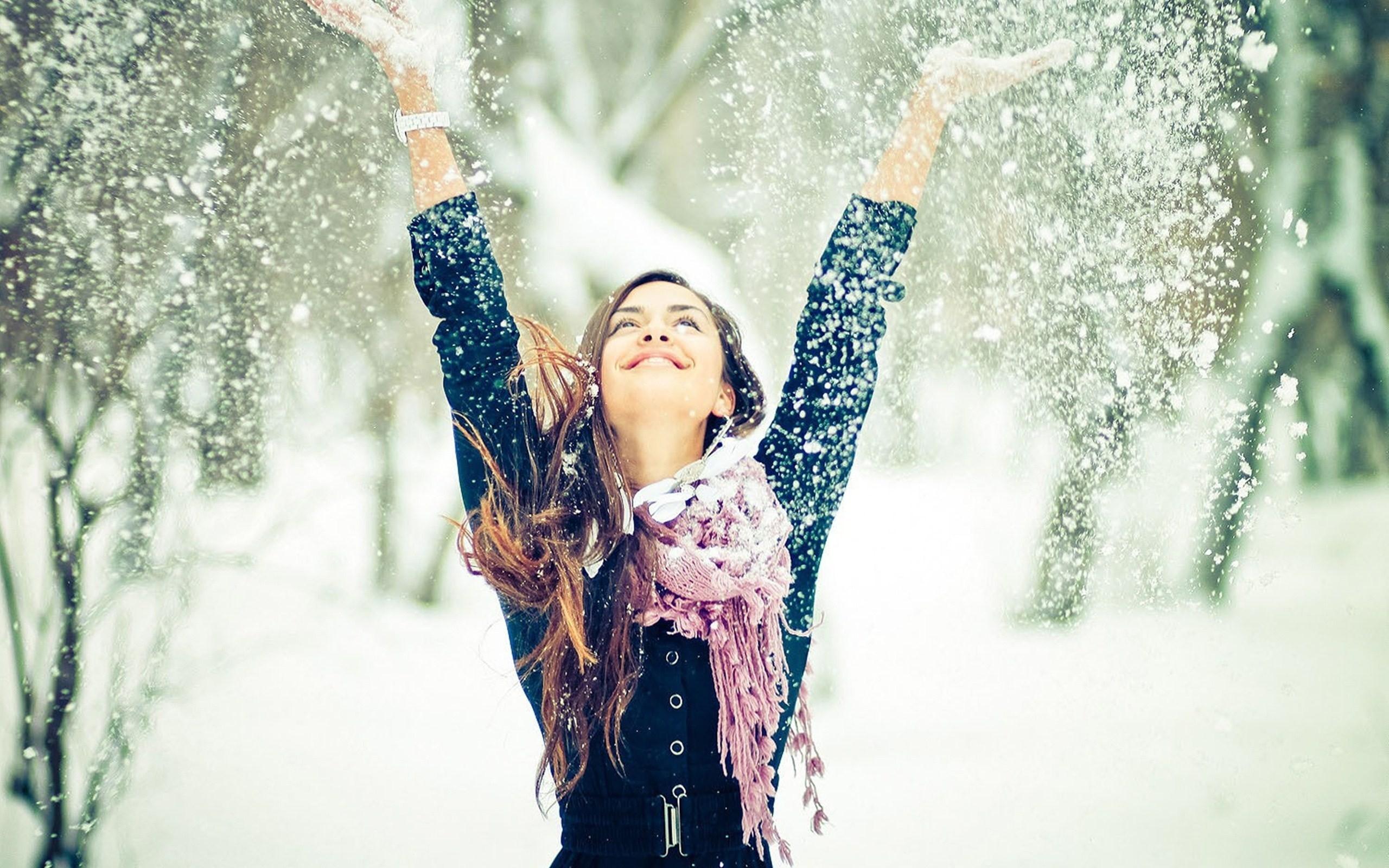 Maquillaje para el invierno. ¿Cómo afrontar el frío?