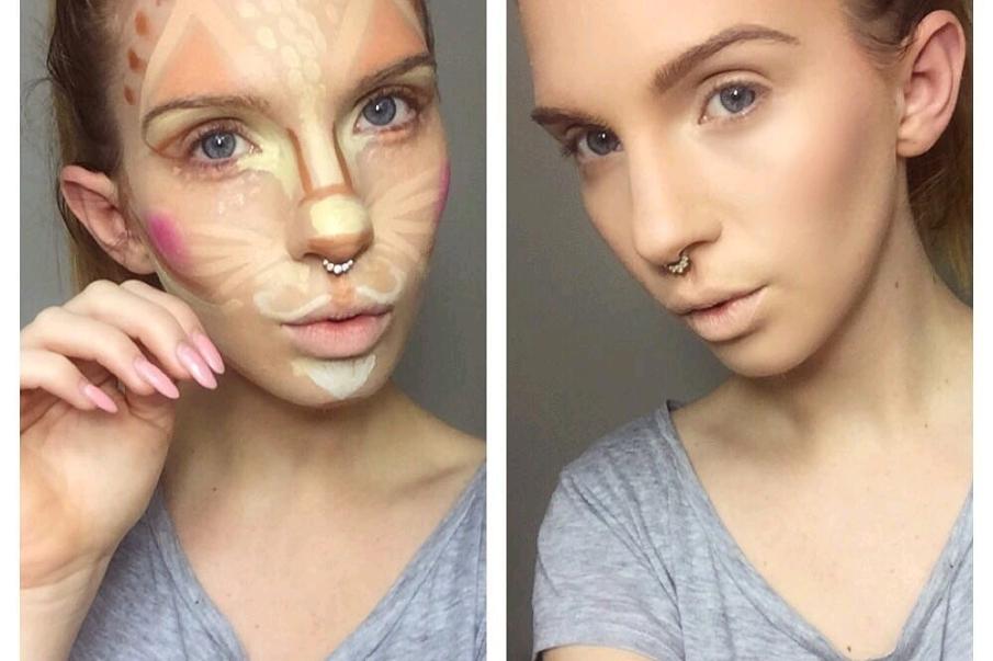 Consejos para maquillarse con efecto payaso