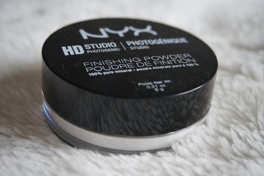 Producto utilizado para el baking - Polvos de maquillaje translúcido