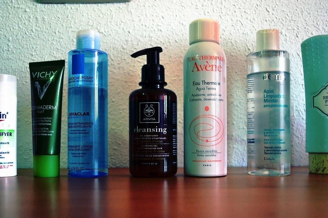 ¿Qué es un limpiador facial?