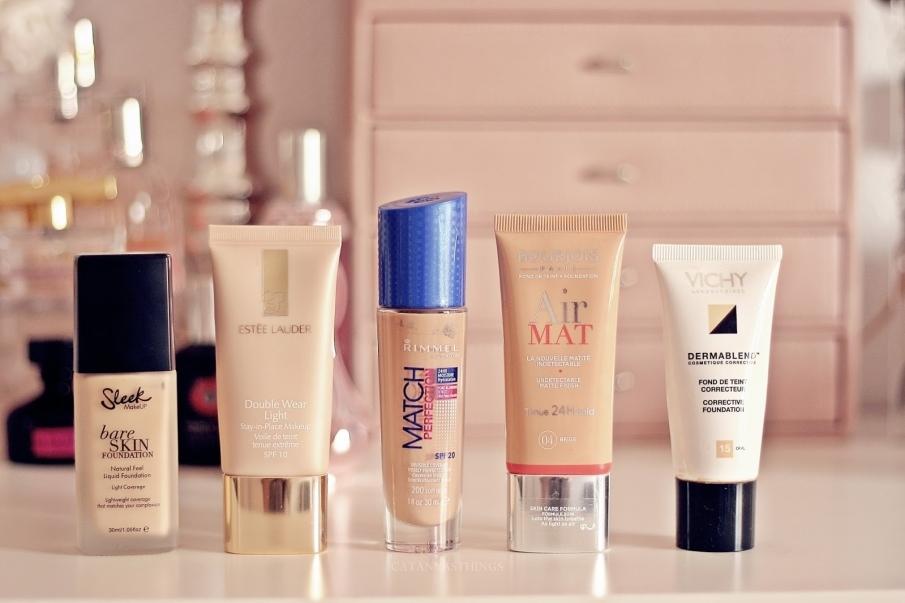 Segundo punto: elegir la base de maquillaje adecuada