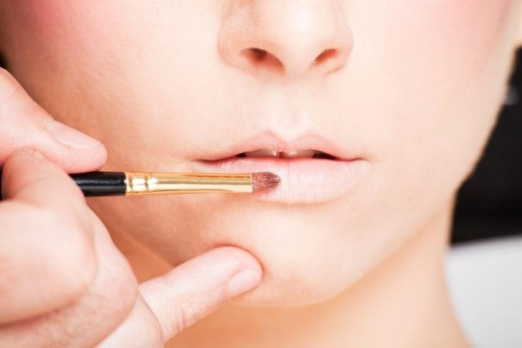 Tipos de labios - labios finos