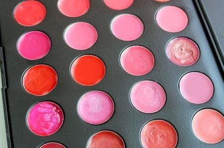 Tipos de pintalabios - En crema