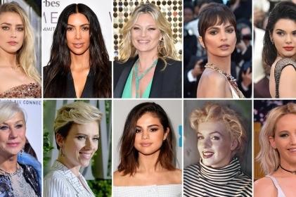 Tipos de rostros femeninos y el maquillaje adecuado para cada uno de ellos