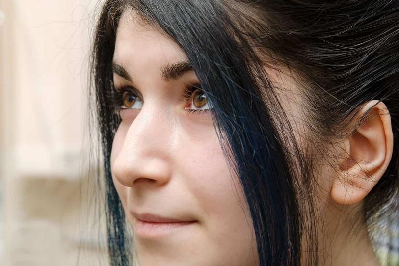 Visagismo - Maquillar la nariz aguileña