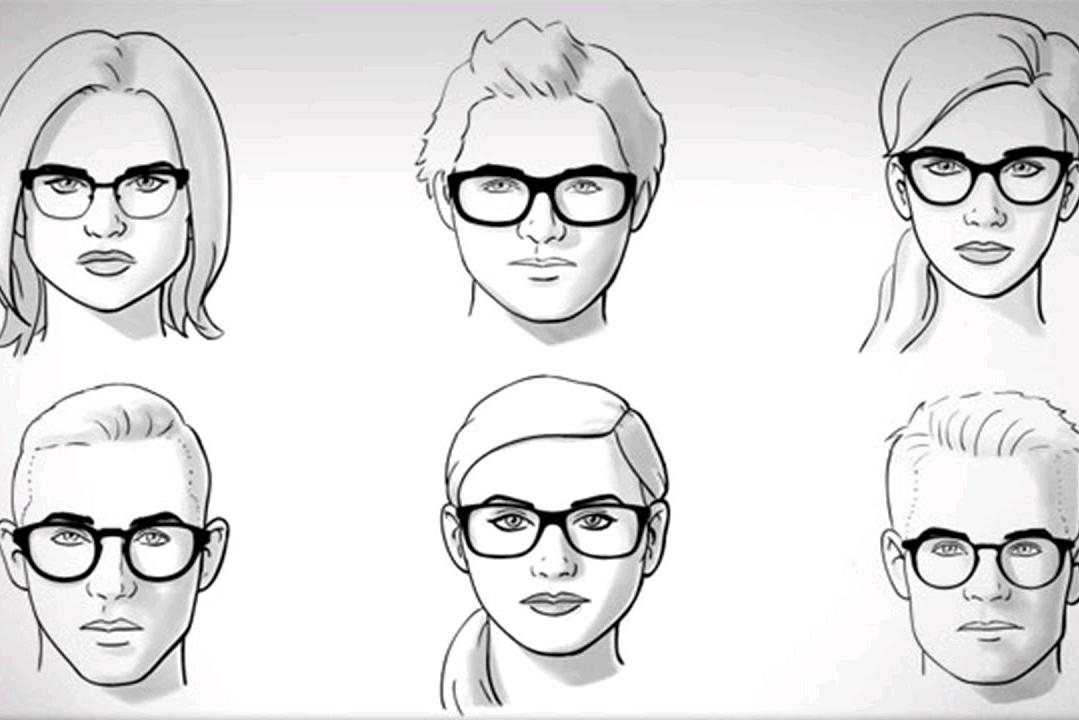 zonas del rostro a trabajar para la técnica del contouring